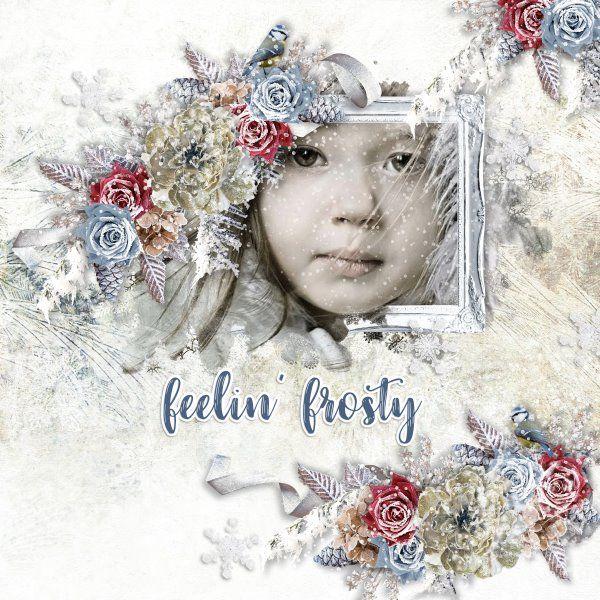 Kit Feelin' Frosty by Studio Manu. Photo from Devianart.