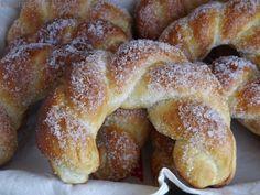Kipróbált és bevált receptek ...: Cukros kifli