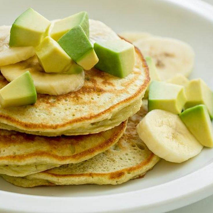 how to make mini pancake stacks