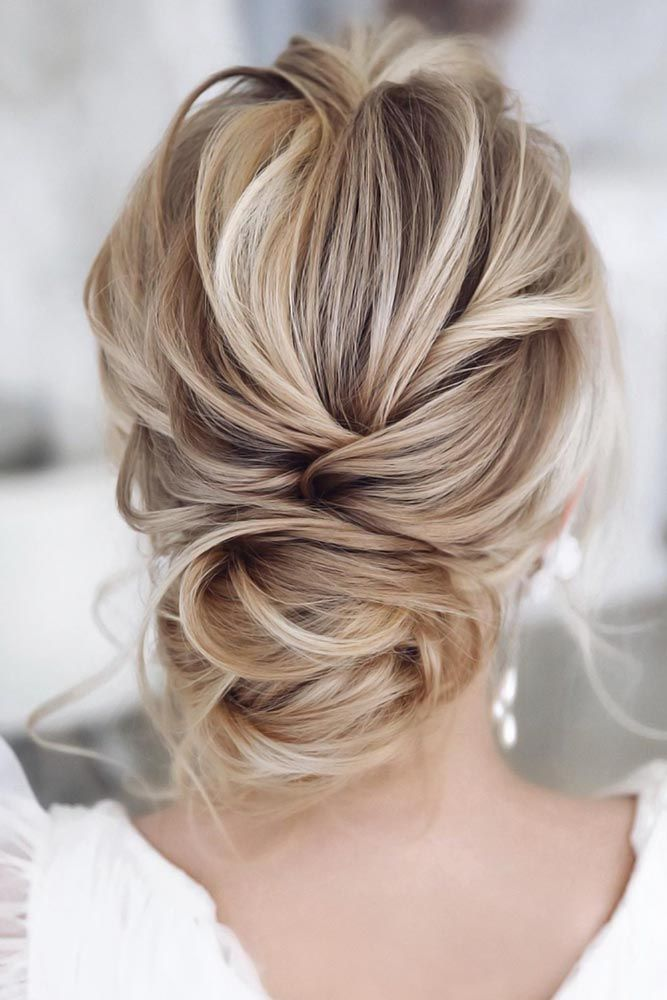 45 Chignon Hairstyles For A Fancy Look Hochsteckfrisuren