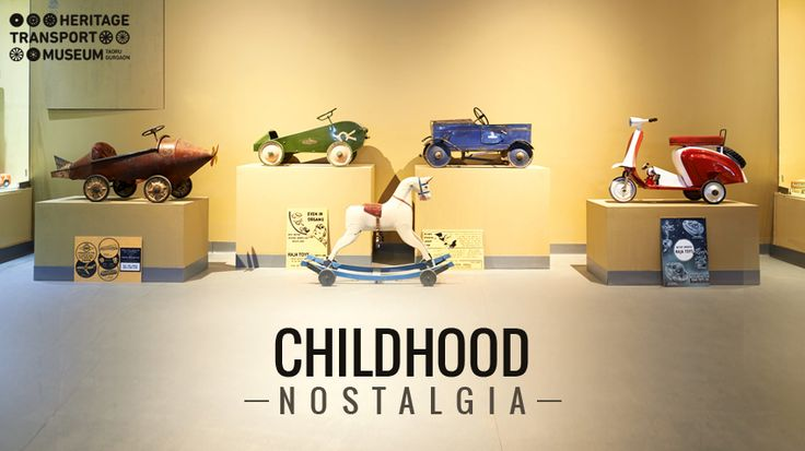 Bring back those childhood memories at the ‪#‎Toy‬ section of the ‪#‎museum‬, an evocative of the ‪#‎childhood‬ nostalgia!