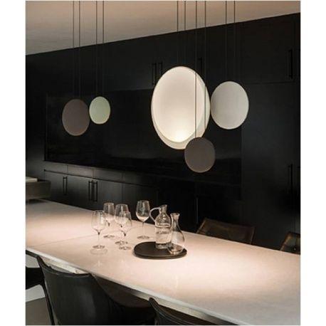 Vibia lámpara suspendida COSMOS. Los mejores precios en primeras marcas de iluminación y mobiliario.    Visítanos !    http://ambientsiluminacion.com/lamparas-techo/107--cosmos.html