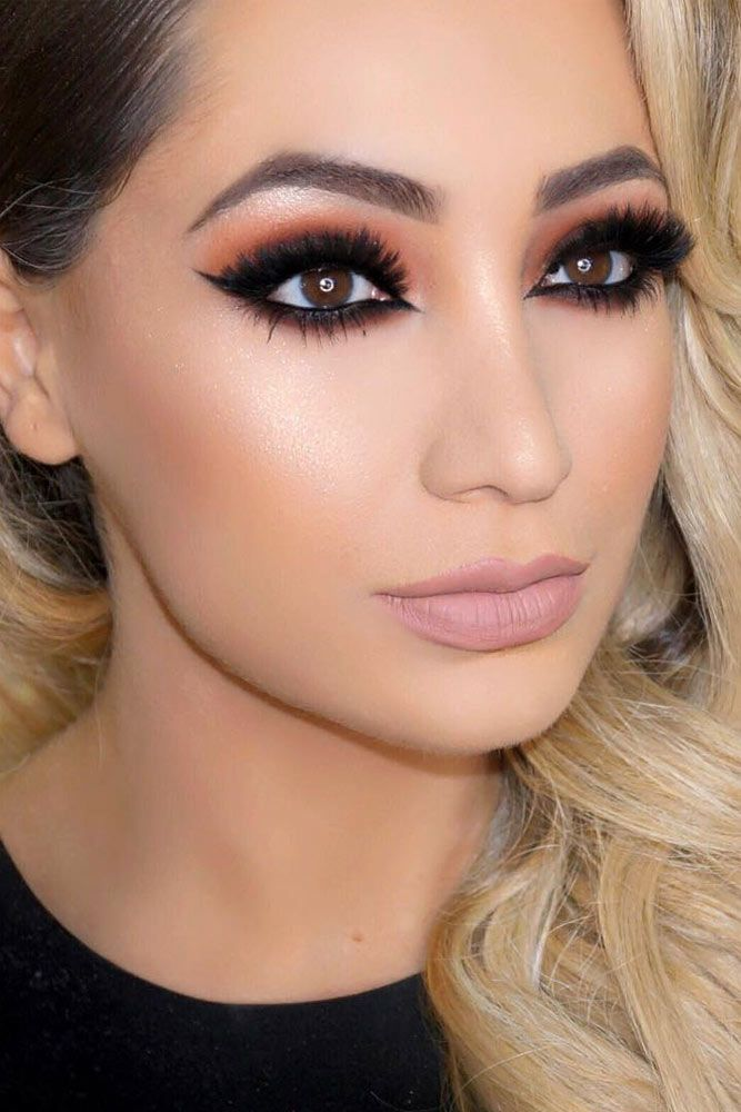 20 Hottest Smokey Eye Makeup Ideas 2019  2017 Makeup -8959