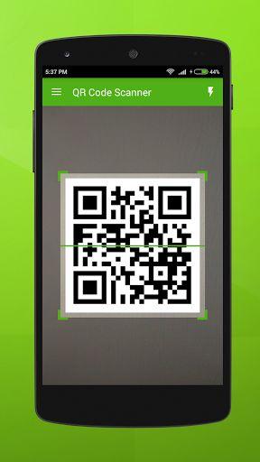 Free Qr Code Scanner & Reader Android App