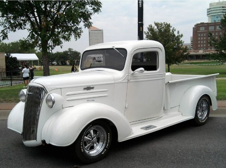 1937 - Chevy Pickup..Re-pin...Brought to you by #CarInsurance at #HouseofInsurance in Eugene, Oregon