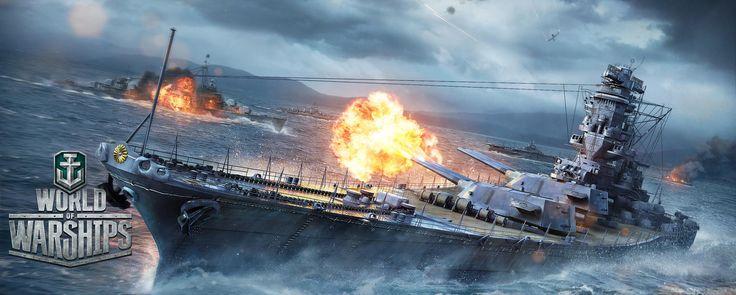 """WORLD OF WARSHIPS - Dopo carri armati ed aerei, Wargaming continua ad ampliare le sue armate digitali ed introduce le imbarcazioni nei suoi server. Riusciranno i veicoli di mare ad essere all'altezza dei loro """"colleghi"""" di terra e di aria?"""