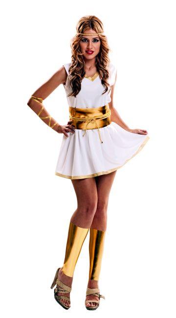Disfraz de la diosa romana Minerva por 19,25 €