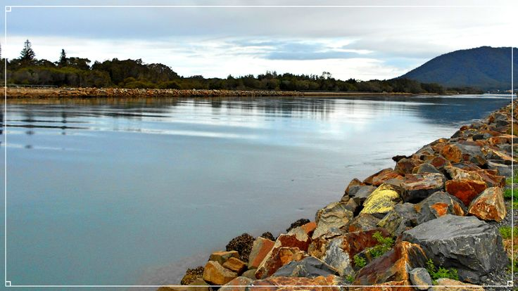 Reflections, Camden Haven River, North Haven NSW