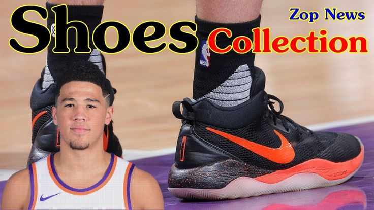 Devin Booker Shoes Collection