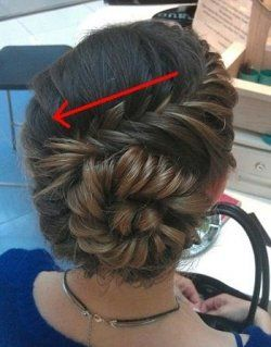How to Conch Shell Braid: I've always wanted to learn how to do this!