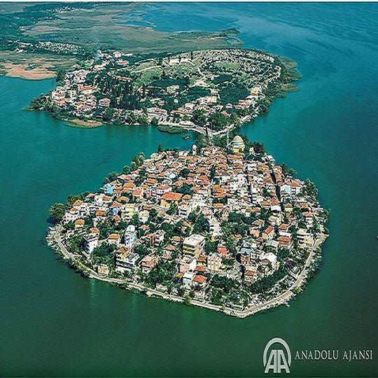 Gölyazı Köyü,Ulubat gölü Bursa