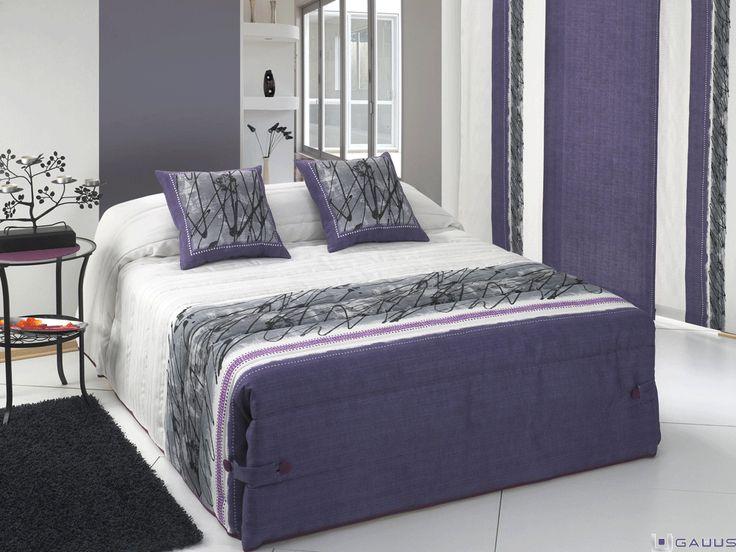 Danos un Pin si a ti también te encanta quedarte 5 minutitos más en la cama cuando suena el despertador ;) #EdredónConforter #RopadeCama