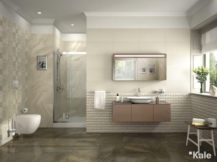 Eklektik tasarımlarla akıcı formları buluşturan Bond mobilya serisi. #Kale #banyo #tasarım #bathroom #bathroomidea #dekorasyon #dekorasyonönerileri #decorationidea #modern #modernbathroom #moderndecor #modernevler