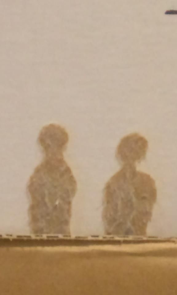 〈段ボール兄弟〉  俺ら段ボールのガムテームはいだら生まれた、段ボール兄弟