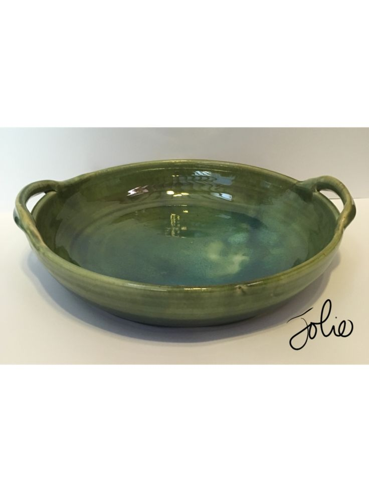 Large+Green+Platter+by+LolieFeather.deviantart.com+on+@DeviantArt
