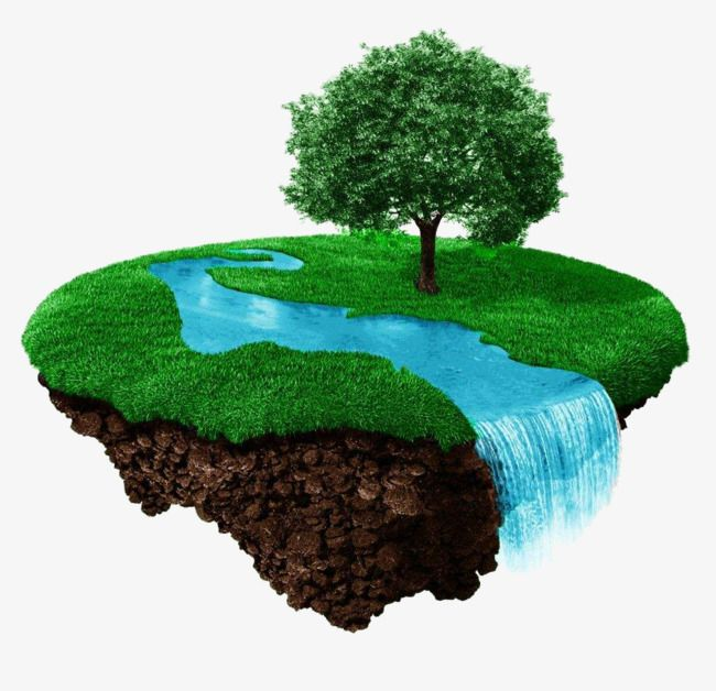 Environmentally Friendly Floating Island Island Clipart Floating Island Air Island Png And Vector With Transparent Background For Free Download Nature Images Clip Art Idyllic