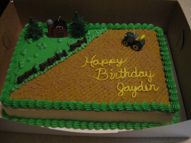 Chalmers Bakery Birthday Cakes