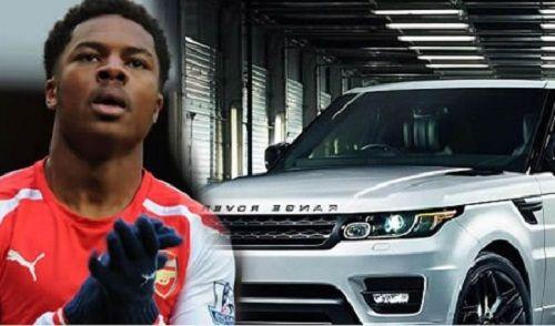 Nigerian-born Arsenal Star Crashes 60000 Range Rover While Drunk http://ift.tt/2E17WcL