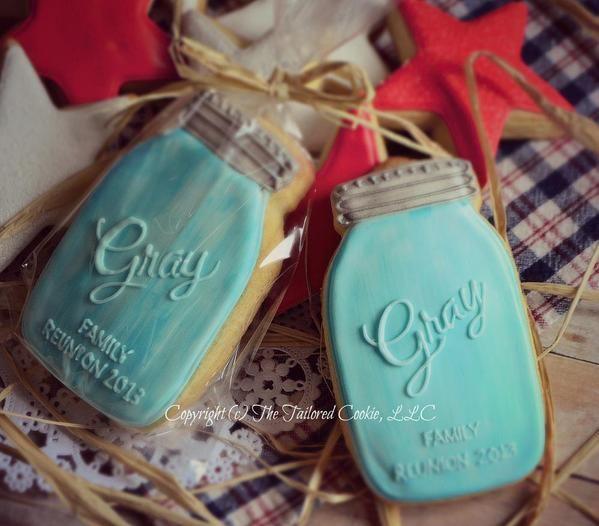 valentine day cookie jar