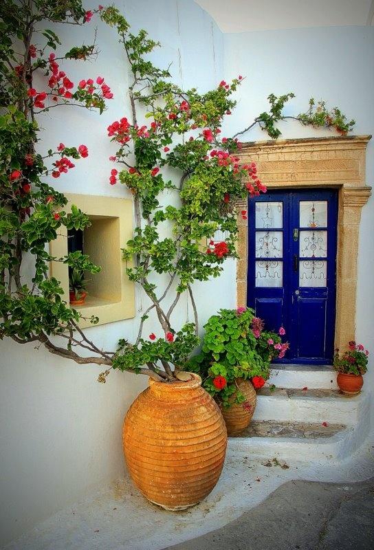 xwra kythira greece