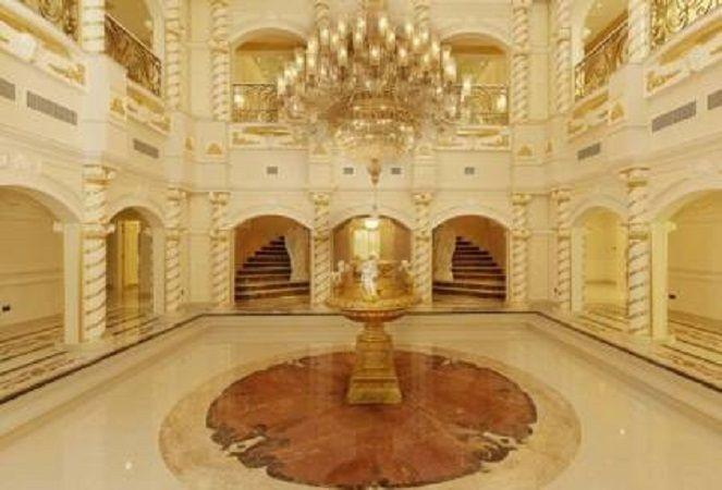 (Фото) Внутри одной из самых дорогих вилл Дубая