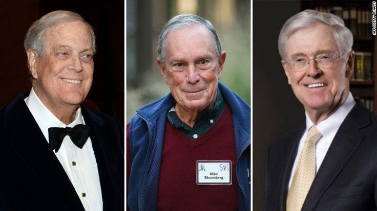 Virginia elections as 2016 lab for Bloomberg and Kochs - CNNPolitics.com