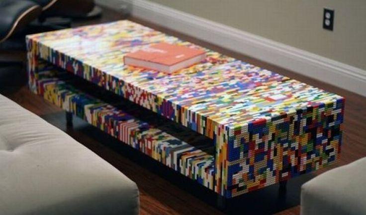 1000 id es propos de meubles de lego sur pinterest lego maison lego et cr ations en lego. Black Bedroom Furniture Sets. Home Design Ideas
