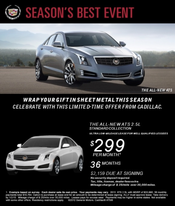 Cadillac Lease Special: 102 Best Cadillac ATS Images On Pinterest