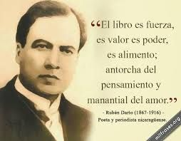Resultado de imagen de poemas de ruben dario en espanol