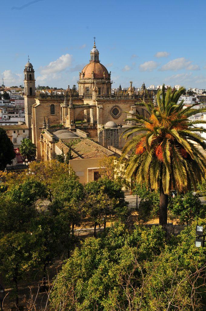 Jerez de la Frontera, Andalucia, Spain. http://traveloxford.blogspot.com/2014/02/jerez-de-la-frontera-andalucia-spain.html