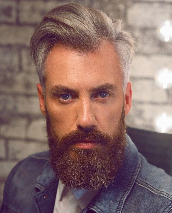 Phenomenal 17 Best Images About Grey Beards On Pinterest Grey Suits And Short Hairstyles Gunalazisus