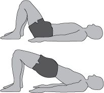 Great exercise when you add T band around thighs with abduction. I call it the 3 for 1 special !