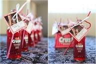 Crush Strawberry or Cherry sodas