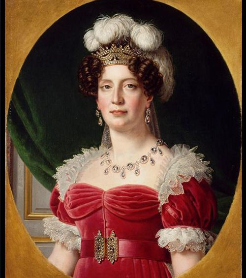 On October 19th, 1851, Marie Thérèse Charlotte - the daughter of Louis XVI and Marie Antoinette - died of pneumonia at Schloss Frohsdorf, Vienna. She was 72 years old. She first became ill after catching a chill during her daily walk on October 12th. Her health quickly began to deteriorate. Four days later, on October 16th, she attempted to visit the Frohsdorf chapel to commemorate the fifty-eight anniversary of her mother's death. She told her companions, who insisted she remain in bed: ...
