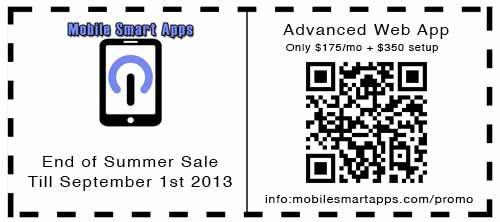 Coupon maker app