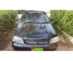 Suzuki Cultus for sale working status is very good call us