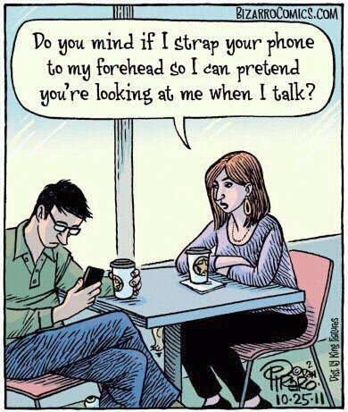 You better hope your partner doesn't feel this way!