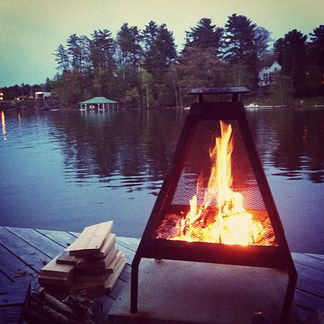 The Muskoka Lakes are one of Toronto residents' favorite getaways, and also named one of National Geographic's Best Trips of 2012 . The tranquil waters and the deafening silence of the woods is the kind of escape all city dwellers yearn for.