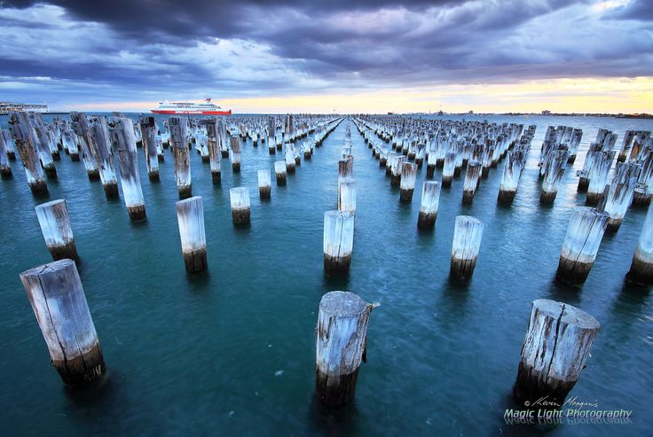 Princes Pier March 2014 by Kevin Morgan on 500px