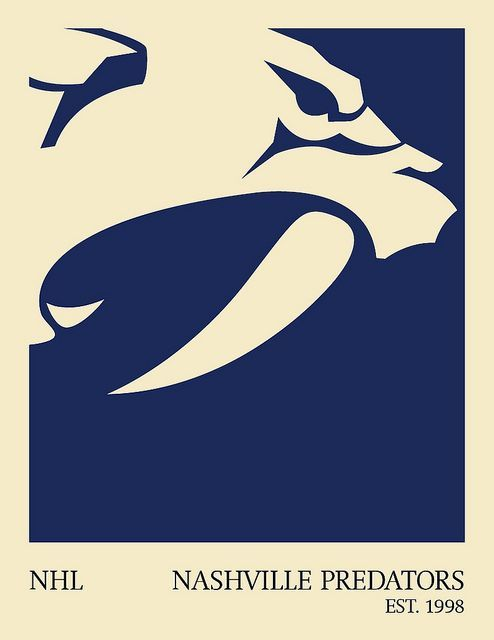 From a set of NHL minimalist posters to celebrate my favourite sport.  Full set: http://www.flickr.com/photos/lewolf011/sets/72157629271575539/