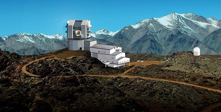Un nuevo telescopio en Chile tendrá la visión más amplia del Universo