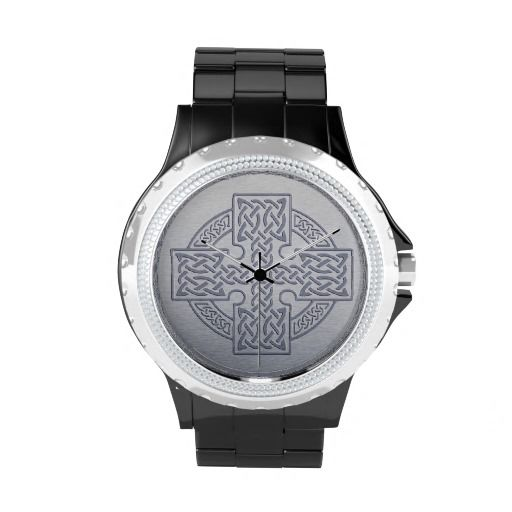 SOLD celtic cross watches