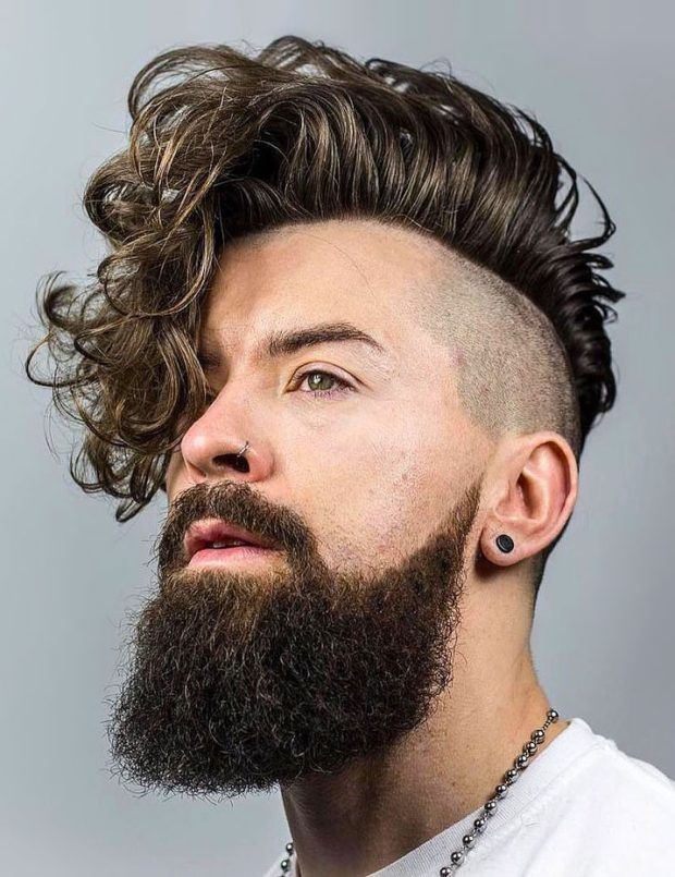 Watch Trendy Men S Haircut Trends 2019 And 2020 201 Pictures New Site Mens Hairstyles Curly Hair Styles Trending Haircuts