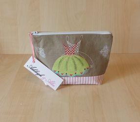 Handmade Unusual & Unique Makeup Bags