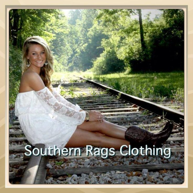 www.southernragsclothing.com Facebook: Southern Rags Clothing