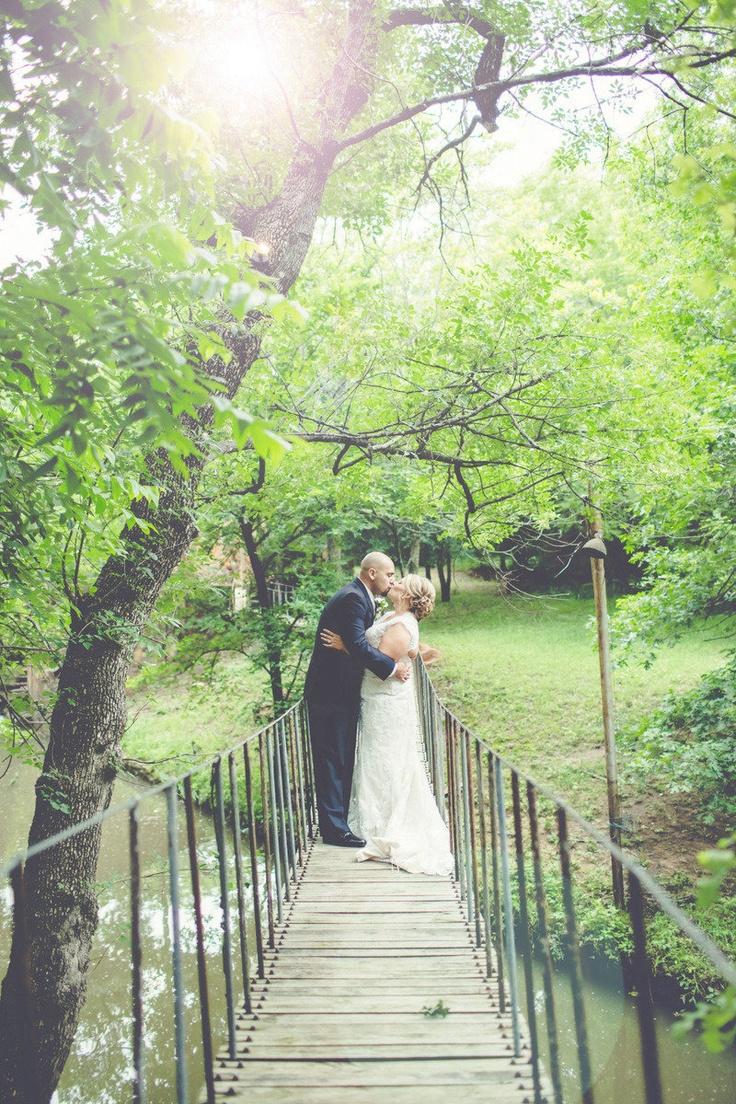 Fort Worth Wedding at Weston Gardens in