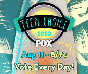 Teen Choice 2013 GO VOTE for One Direction!!! Once a day!! Even if you have to lie about your age xD . #yolo ;) vote everyday.