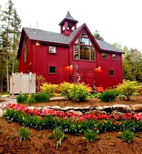 38 Best Homes Barn Farmhouse Images On Pinterest