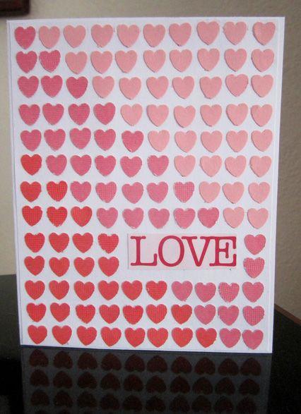 открытка парню или мужу своими руками