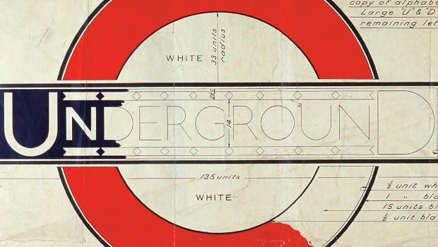 The Amazing History Of London's Most Enduring Logo